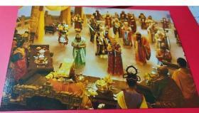 1988老版原版《西游记——玉皇大帝凌霄宝殿》杨洁电视剧正规老片邮政明信片正版 包老包真 原汁原味 如图实物拍摄