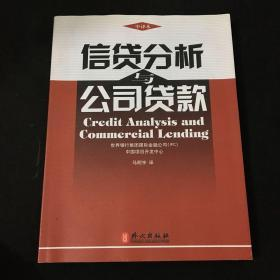 信贷分析与公司贷款(中译本)