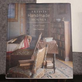 Artists'HandmadeHouses艺术家们的手工房屋