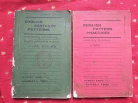 ENGLISH PATTERN PRACTICES +ENGLISH SENTENCE PRACTICES英语句子练习