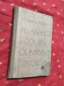 An Advanced Course of Everyday English 日常英语高级教程