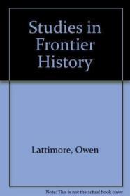 Studies In Frontier History