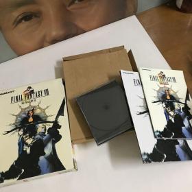 最终幻想 VIII 【世纪珍藏版 游戏光盘】5DVD