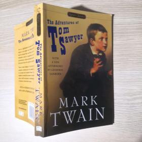 The Adventures of Tom Sawyer汤姆·索亚历险记 英文原版
