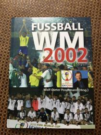 原版足球画册 2002世界杯画册 含32强参赛标准照