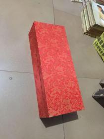 实木毛主席站像《为人民服务》重6.7斤高48原装盒品佳请以图为准
