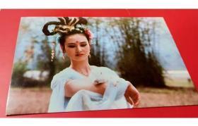 1988老版原版《西游记——玉兔精》杨洁电视剧正规老片邮政明信片正版 包老包真 原汁原味 如图实物拍摄