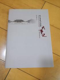 陕西历史博物馆大事记