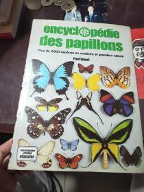 Encyclopédie des papillon 蝴蝶百科全书