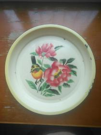 上海久新搪瓷厂搪瓷盘