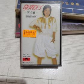 邓丽君演唱会2 磁带
