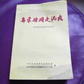 乌蒙磅礴走泥丸-毕节地方党史学习读本