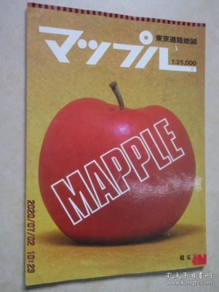 日文书   东京道路地区  共 100页