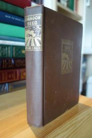 Dragon Seed  1942年版诺奖得主赛珍珠的龙种/龙子 精装毛边