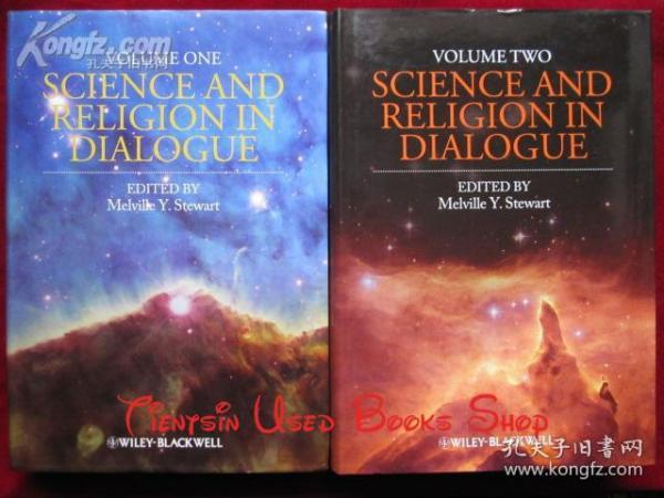 Science and Religion in Dialogue(Two Volume Set)科学与宗教的对话(全2卷集 英语原版 精装本)
