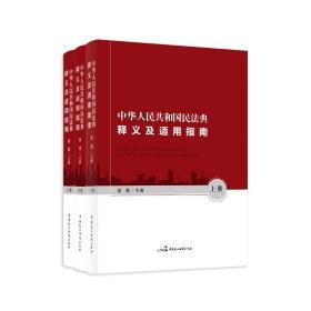 中华人民共和国民法典释义及适用指南附草案说明