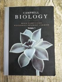 Campbell Biology【坎贝尔生物学】