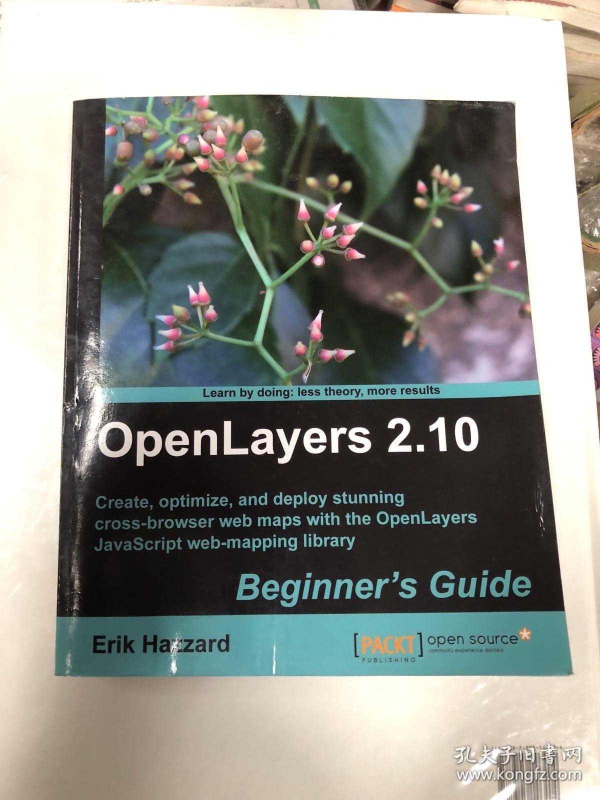 OpenLayers 2.10 Beginner's Guide