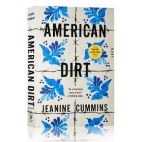 American Dirt 美国土地 英文原版