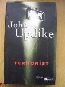 John Updike【德文原版】精装32开【外文书--33】