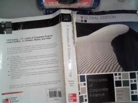 Principles of Corporate Finance 书脊有破埙