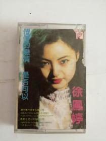 磁带----(傻傻的恋情是否可以)徐凤婷0011