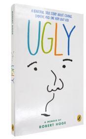 英文原版Ugly丑男孩Robert Hoge青春成长励志小说罗伯特霍奇