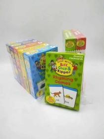 【包邮】点读版牛津闪卡8盒装 买书赠点读包 支持小达人点读 点读笔本店有售