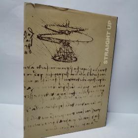 英文原版书 军事  STRAIGHT UP 飞机
