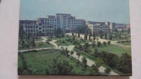 安大学明信片(9张)