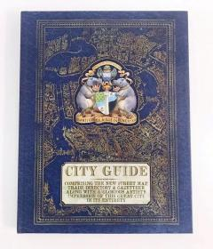 欧洲城市 The Complete Ankh-Morpork: City Guide