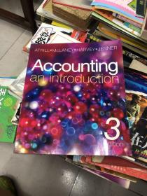 Accounting: An Introduction(3rd ed)原版书