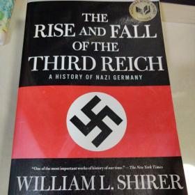 The Rise and Fall of the Third Reich: A History of Nazi Germany第三帝国的兴亡 英文原版