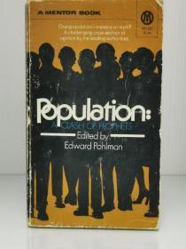Population:A Clash of Prophets (经济学)英文原版书