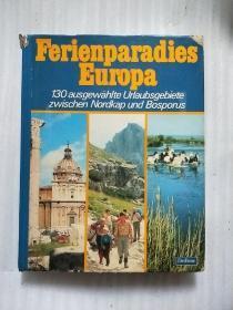 Ferienparadies  Europa 欧洲假日天堂 (德文版)