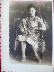 民国贵妇照片