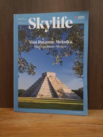 SKYLIFE: YENI ROTAMIZ:MEKSIKA  OUR NEW ROUTE:MEXICO(2019)