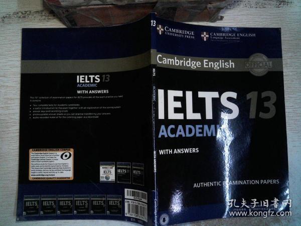 IELTS 13 ACADEMIC