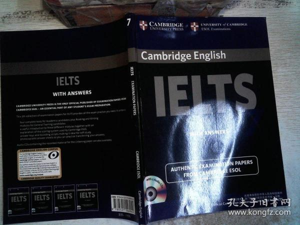IELTS  7   附光盘