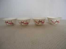 景德玉瓷茶杯