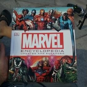 Marvel Encyclopedia (Updated Edition)漫威漫画百科全书(修订版) 英文原版