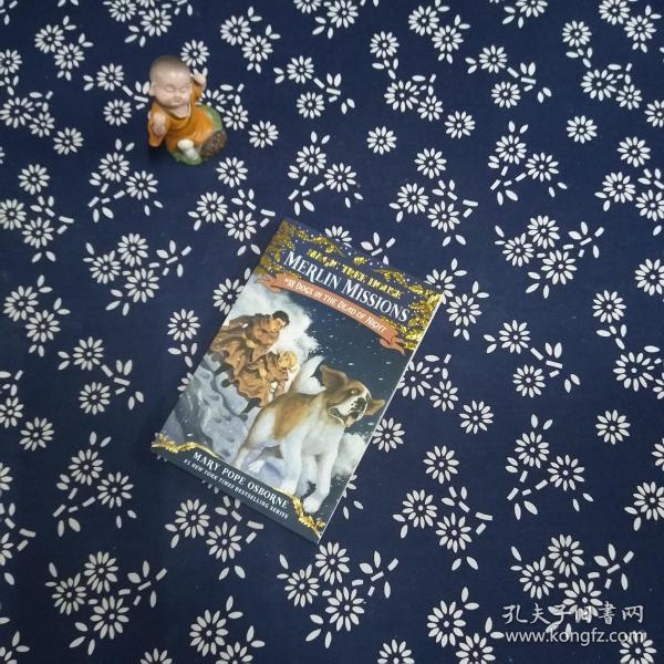 Magic Tree House #46: Dogs in the Dead of Night (A Stepping Stone Book) 神奇树屋系列