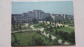 安大学明信片(5张)