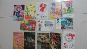 童话明信片(10张)