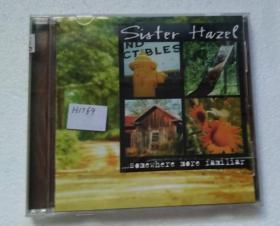 Sister Hazel - ...Somewhere More Familiar 原版拆封CD H1769
