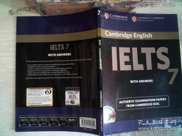 IELTS  7