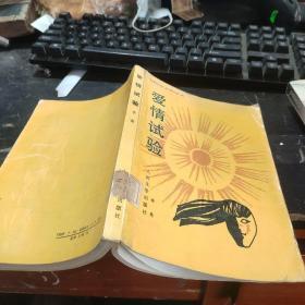 爱情试验:《海内外文学》丛书