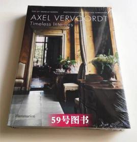 现货 Axel Vervoordt: Timeless Interiors 阿塞尔·维伍德