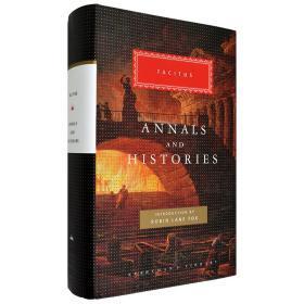 英文原版The Annals The Histories罗马编年史罗马历史Tacitus塔西佗历史经典作品