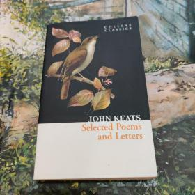 Selected Poems and Letters (Collins Classics)内页无笔记